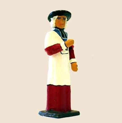 Mignot 3421 - Cardinal de Rohan - Boxed with wood base