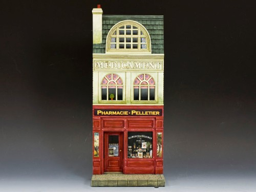 King and Country SP050: French Shop House