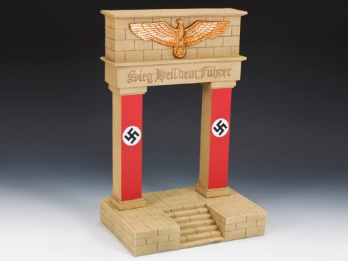 King and Country LAH151: Nazi Eagle Archway