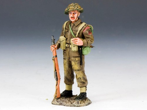 King and Country DD173: Standing Guard