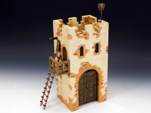 King and Country SP049: The Roman Gateway / Guard Tower