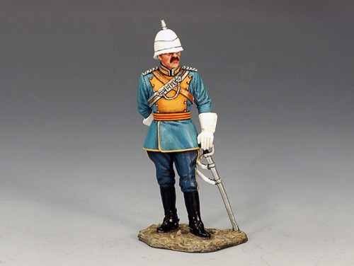 King and Country CF021: Madras Lancers British Officer