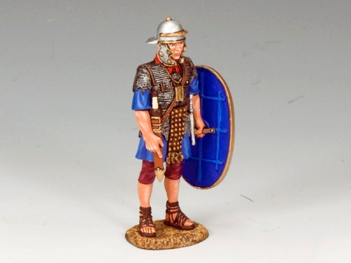 King and Country LOJ013: Standing Roman Auxiliary