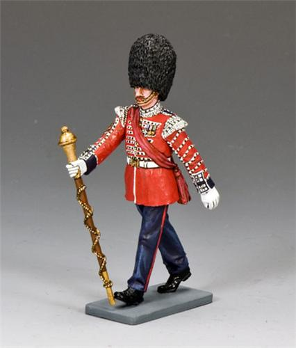 King and Country CE006: Drum Sergeant