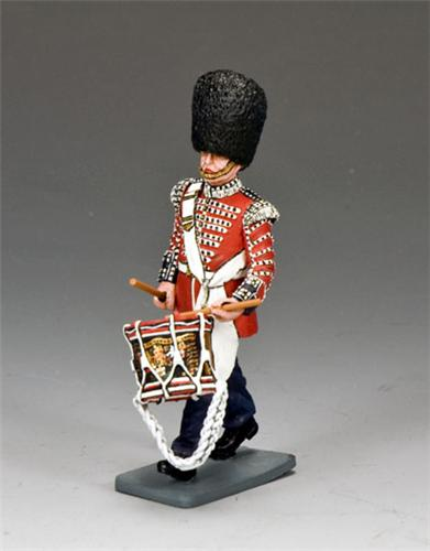 King and Country CE007: Guards Drummer
