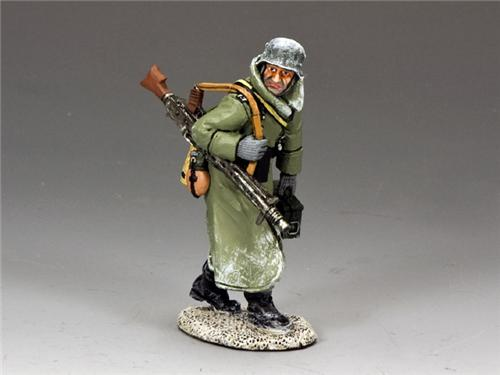 King and Country BBG059: Winter MG34 Gunner
