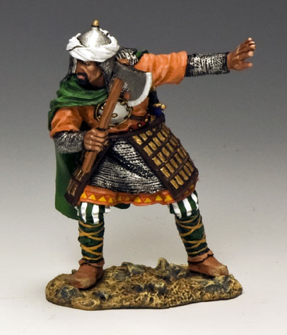 King and Country MK097: Saracen Sergeant-at-Arms