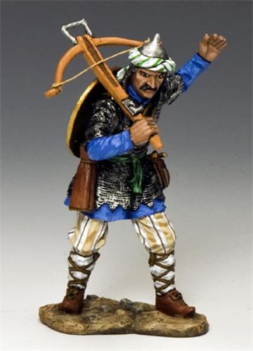 King and Country MK098: Advancing Cross Bowman