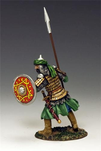 King and Country MK100: Advancing Saracen Spearman