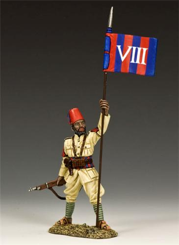 King and Country IF031: Flagbearer Sergeant