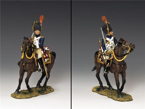 King and Country NA221: Grenadier w/Sword (looking left)