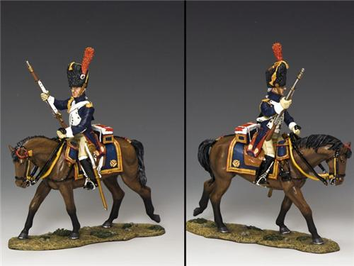 King and Country NA222: Scout Grenadier w/Musket