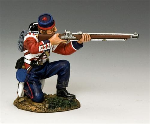 King and Country CR003: Kneeling Firing