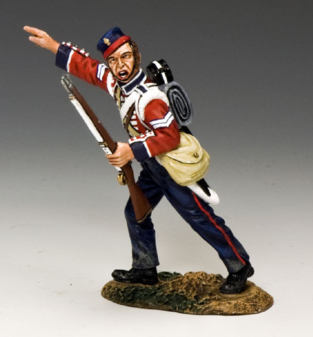 King and Country CR005: Pointing Corporal