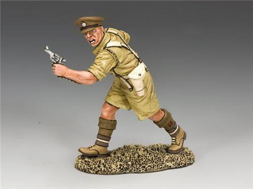 King and Country EA079: Attacking Officer