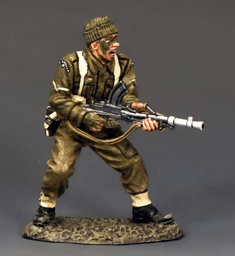 King and Country DD192: Lance Corporal Bren Gunner