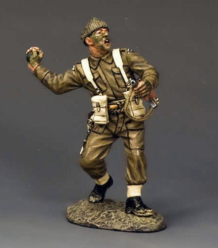 King and Country DD199: Grenadier