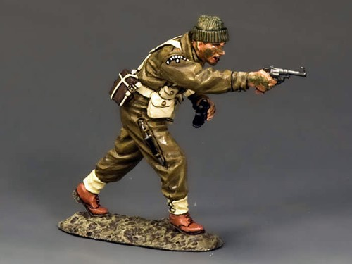 King and Country DD190: Shooting Officer