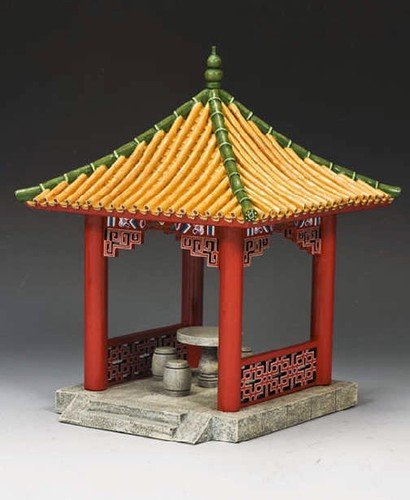 King and Country HK217: New Chinese Pagoda