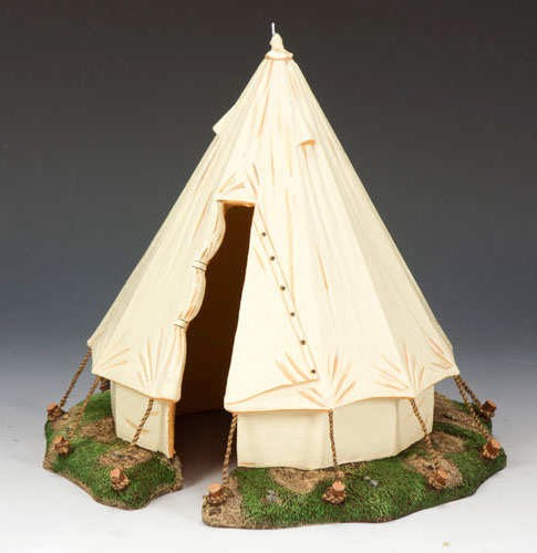 King and Country SP048: Military Bell Tent