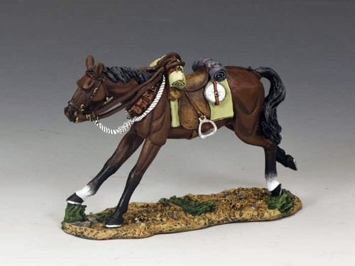 King and Country AL047: Galloping Horse 1