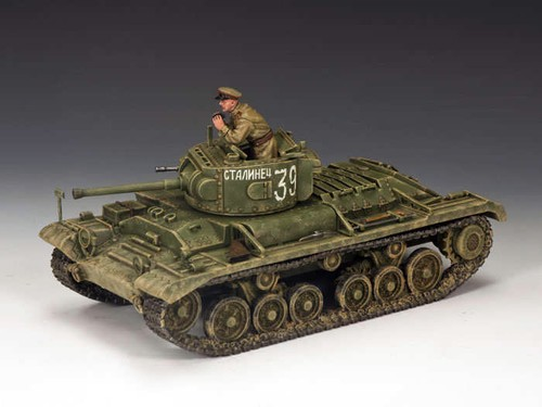 King and Country RA038: Red Army Valentine MK III