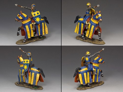 King and Country MK105: Francesco di Sienna
