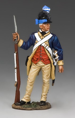 King and Country AR073: Guardsman Corporal