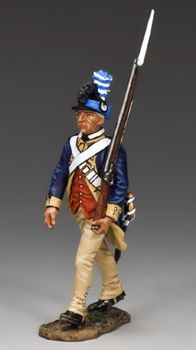 King and Country AR075: Guardsman Marching