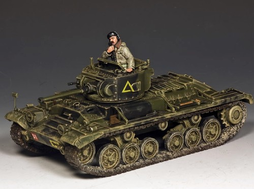 King and Country DD189: Valentine MK III