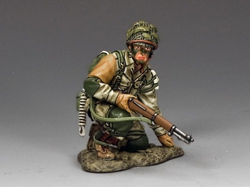 King and Country DD213: Kneeling Ready