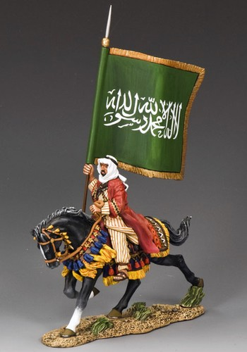 King and Country LOA004: Arabia Flagbearer