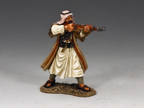 King and Country LOA005: Arab Standing Firing