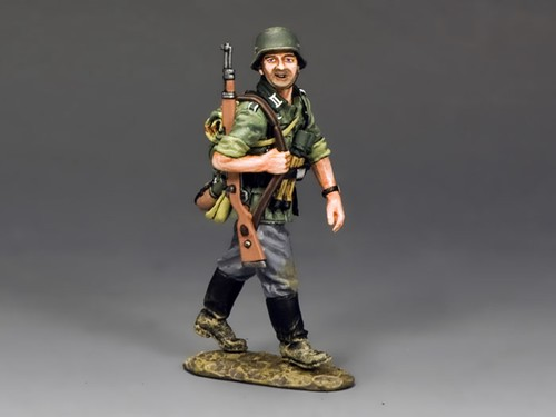 King and Country WS205: Soldat Looking Right