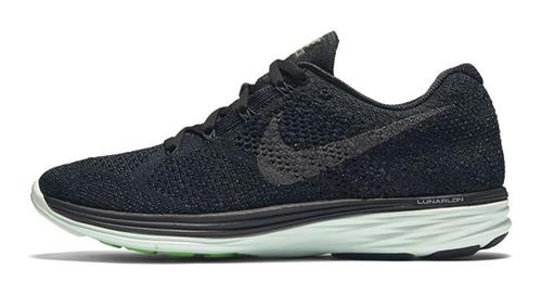 buy online f5beb ec8fe 2016 Feb Nike Flyknit Lunar 3 LB Women s Training Running Shoes 826838-003  - everbella
