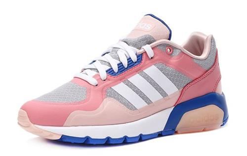 newest 36f22 a8e61 2016 Mar adidas NEO Run9tis TM Women s Athletic Sneakers Running Shoes  AW4518 - everbella