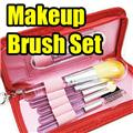 Thumb_53033-RED-THUMB makeup travel brush set w leather case red.jpg 11/24/2010