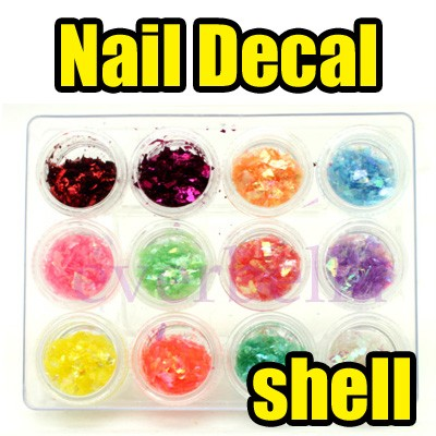 54081-THUMB nail art decal -shell paper.jpg 9/7/2010