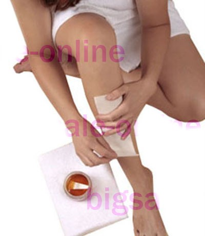 56002-5 hair removal waxing strip demo.jpg 6/14/2010