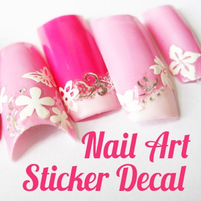 30 Sheets 1500 Nail Art Design Stickers Decal Mv001s Everbella