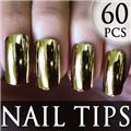 Thumb_54205-7-THUMB 60pcs metallic false nail full tips.jpg 12/11/2011