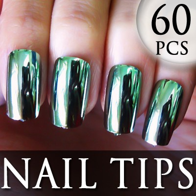 54205-3-THUMB 60pcs metallic false nail full tips.jpg 12/11/2011