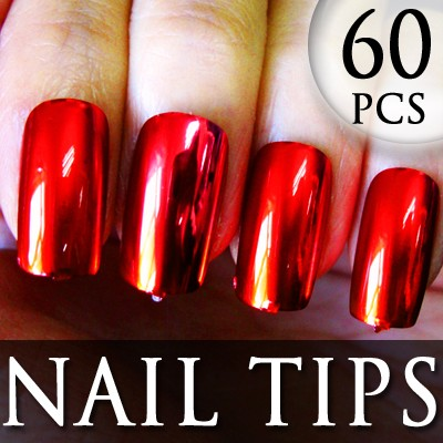 54205-1-THUMB 60pcs metallic false nail full tips.jpg 12/11/2011