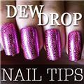 Thumb_54204-2-THUMB 60pcs metallic water drop  false nail full tips.jpg 12/14/2011
