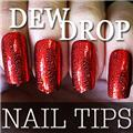 Thumb_54204-5-THUMB 60pcs metallic water drop  false nail full tips.jpg 12/14/2011