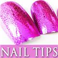 Thumb_54203-2-THUMB 24pcs metallic water drop  false nail full tips.jpg 12/14/2011