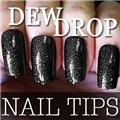 Thumb_54204-8-THUMB 60pcs metallic water drop  false nail full tips.jpg 2/14/2012