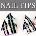 54138-11-THUMB NEW VERSION 12pcs pre-design nail tips.jpeg