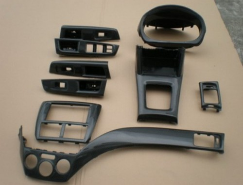 carbon fiber interior trim set for 2009 2012 subaru