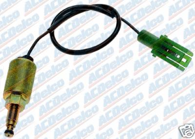 Standard Motor Products ES125 Idle Stop Solenoid, Toyota Corolla 77 78 79